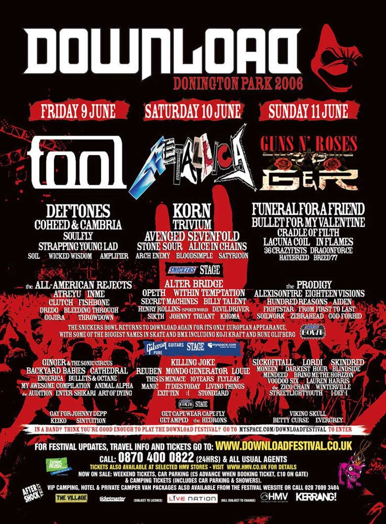 download festival history download festival