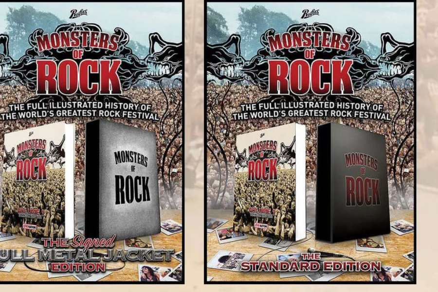 The official illustrated history of the world's greatest rock festival