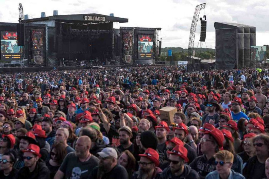Firestone cranks up the volume at Download