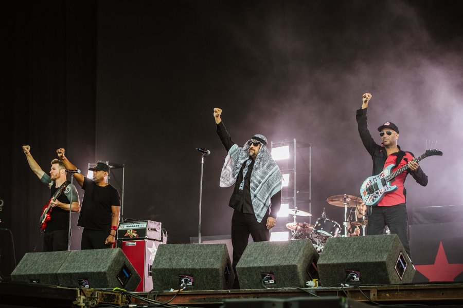 Prophets Of Rage release debut album