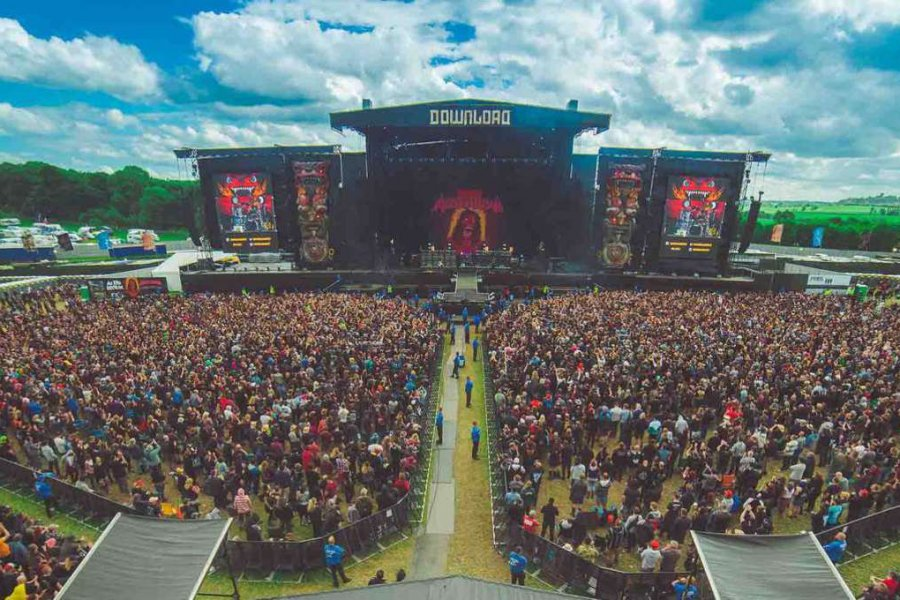 Download Festival 2017 Highlights – Saturday