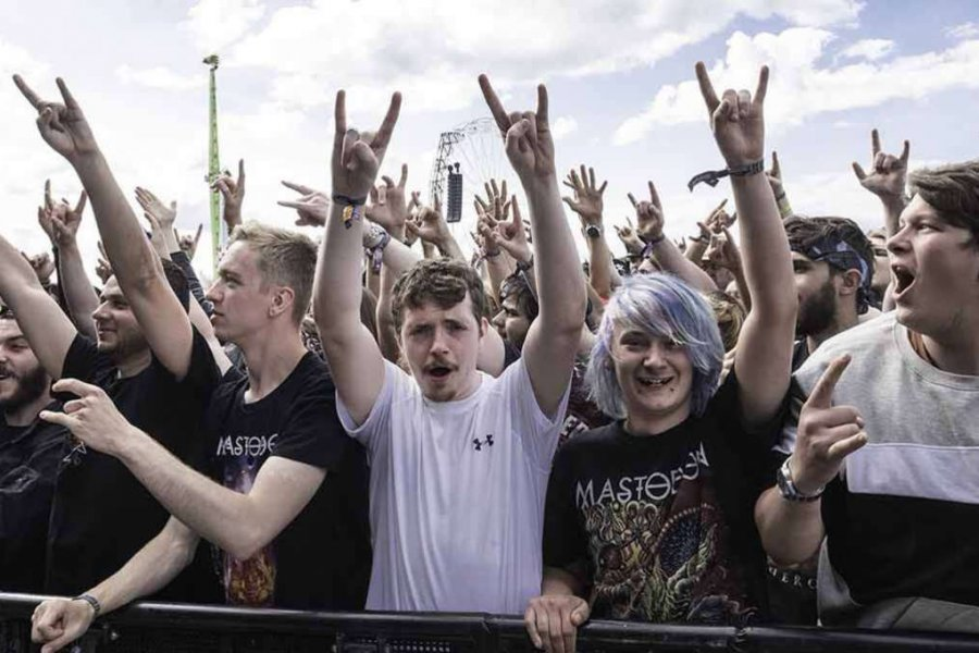 Download Festival 2017 Highlights – Thursday