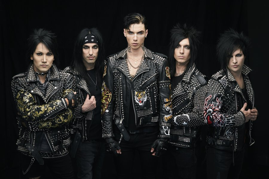 'Vale' Is A New Chapter Of Black Veil Brides