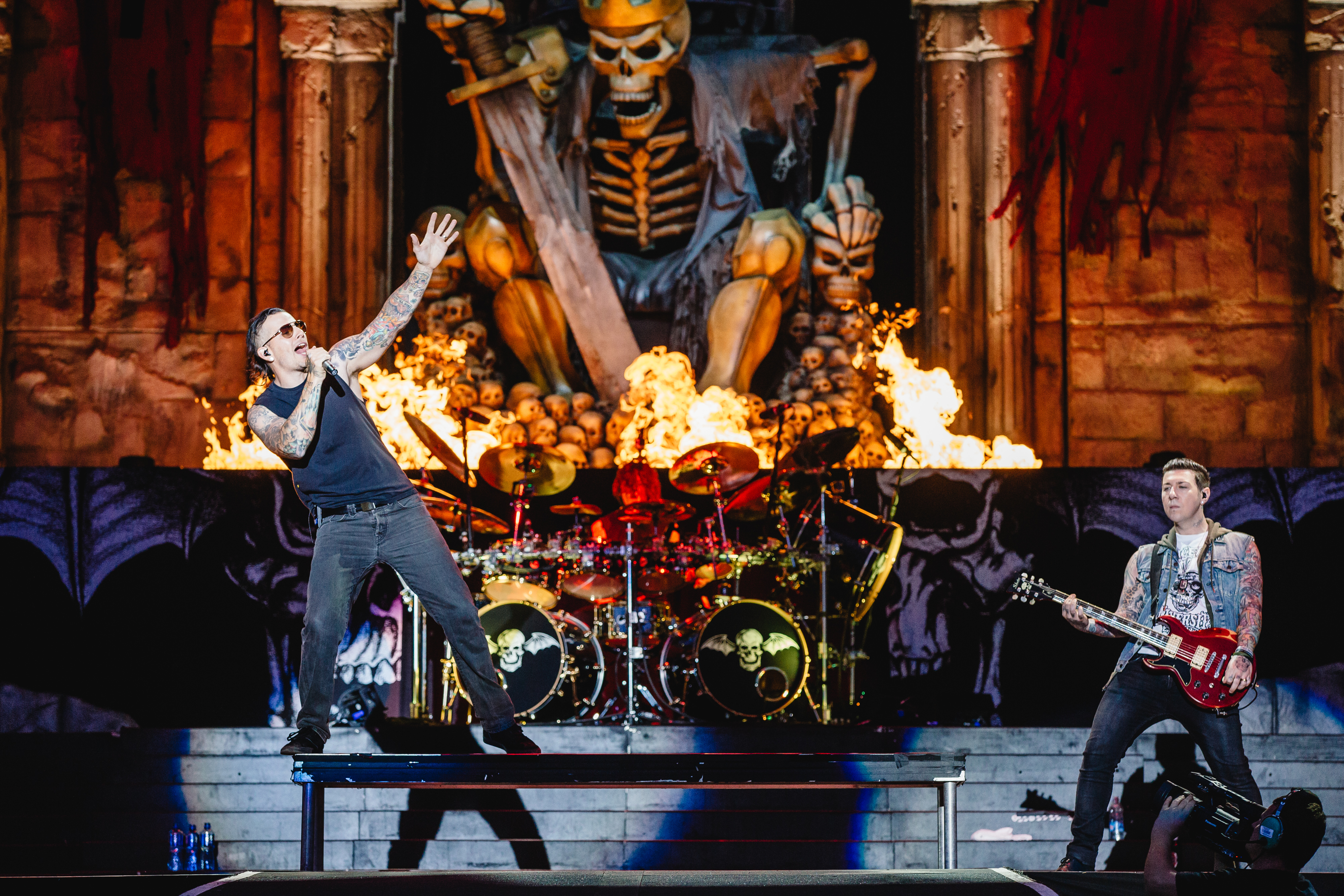 Download Festival | The Weird And Wacky World Of Avenged
