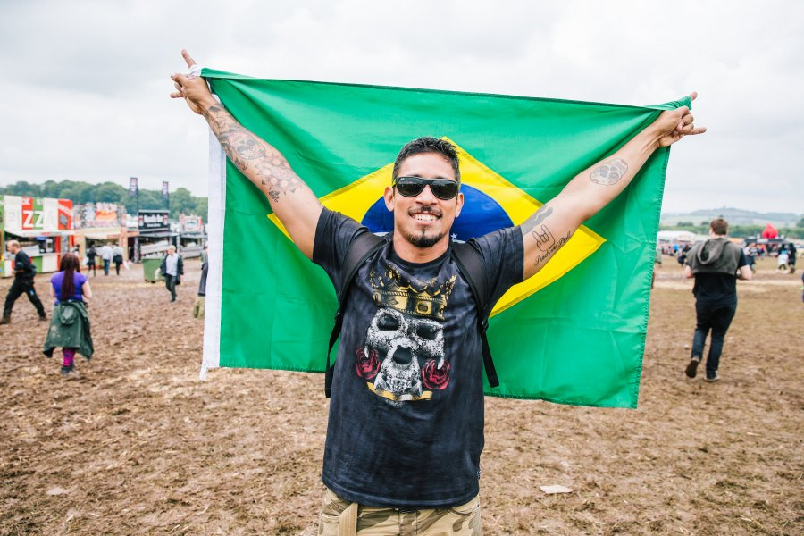 What makes Download the biggest family reunion of the year?