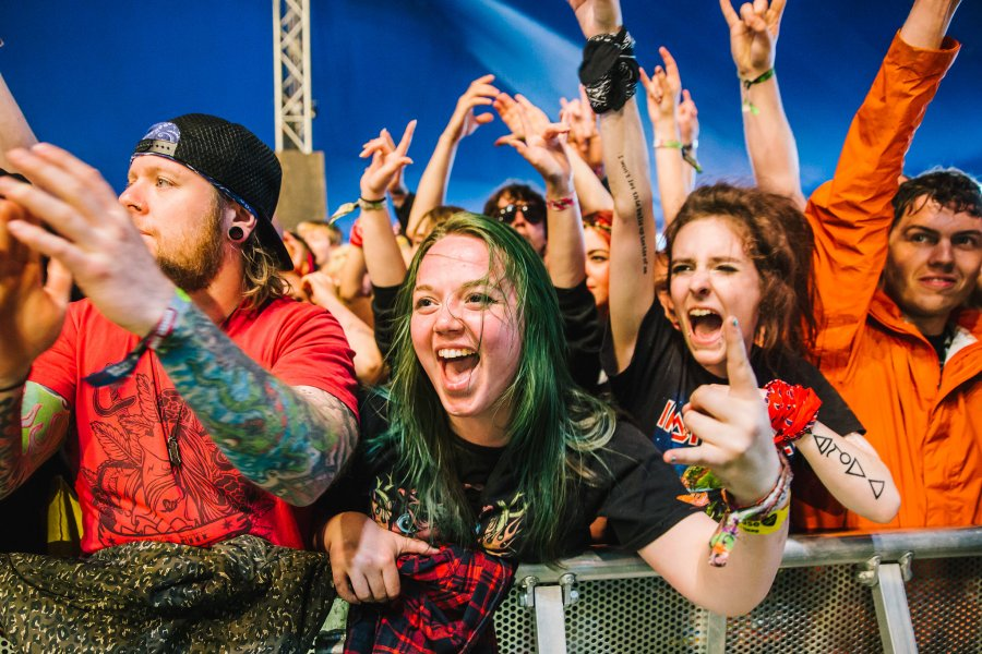 Download Wins Kerrang!'s Festival Of The Year Award