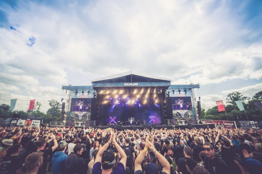 Rock out at Download and save the planet at the same time