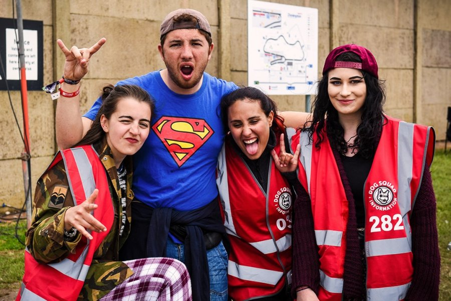 Apply now to become a #DL2018 Volunteer