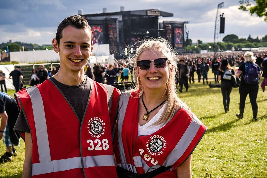 Want to volunteer at #DL2018? The clock's ticking