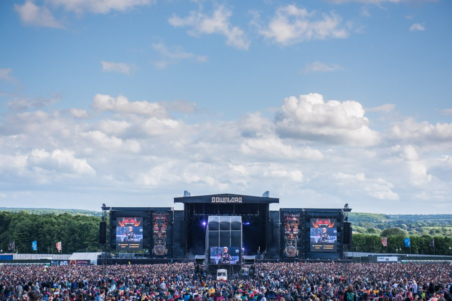 Vote now for Download Festival to win Best Festival at the Heavy Music Awards 2019