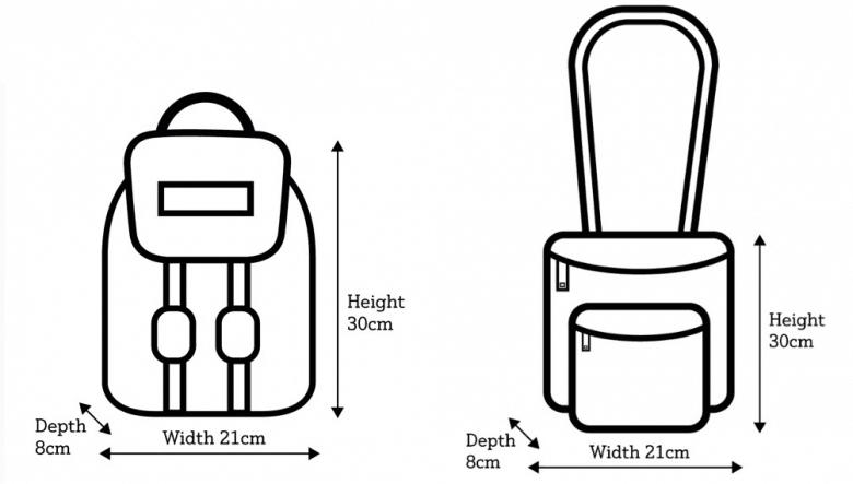 Bag restrictions