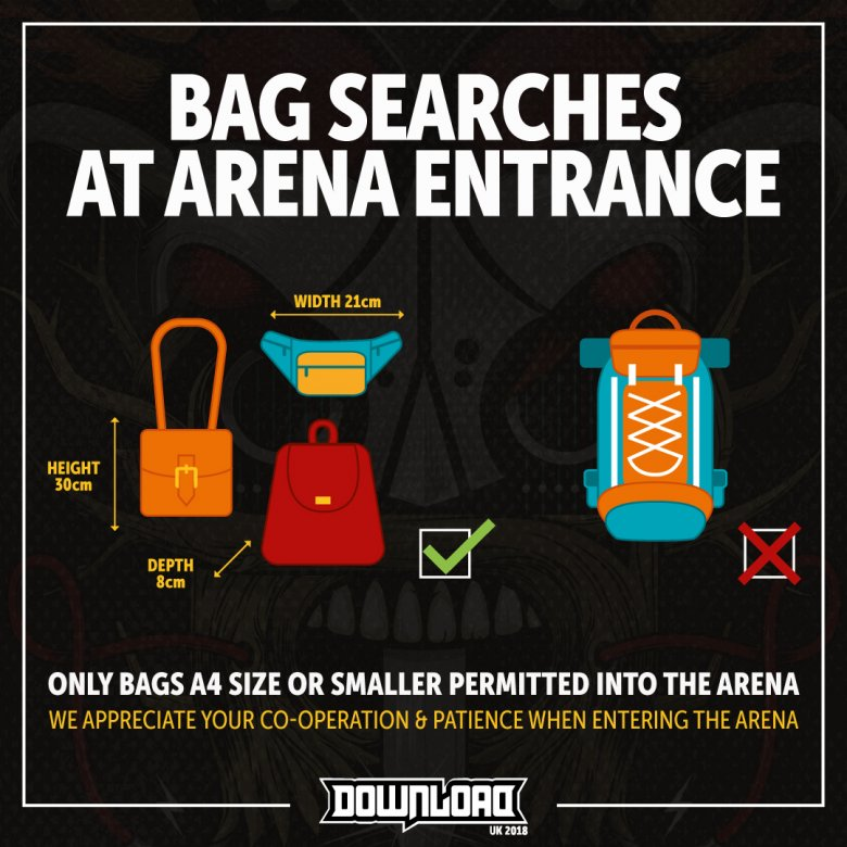 Bag restrictions