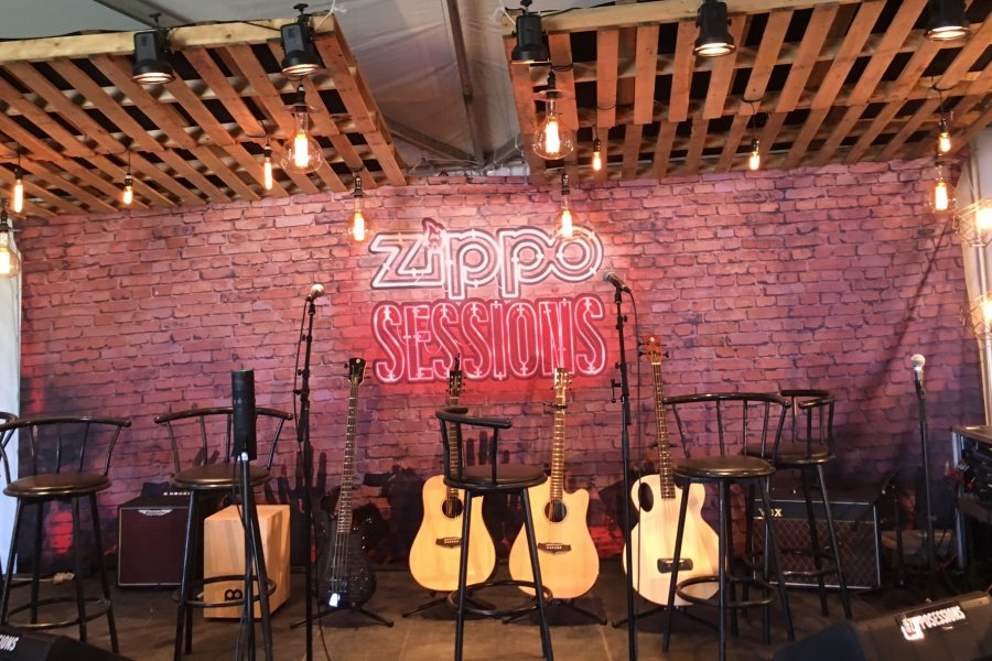 Rock Out At Zippo Sessions