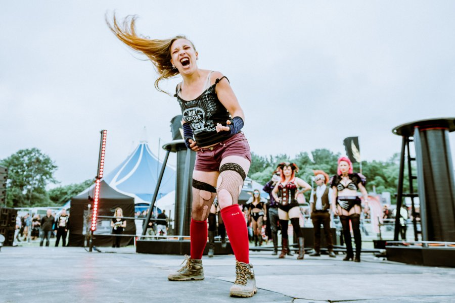 Rock Out at the UK Air Guitar Championships at Download 2019!