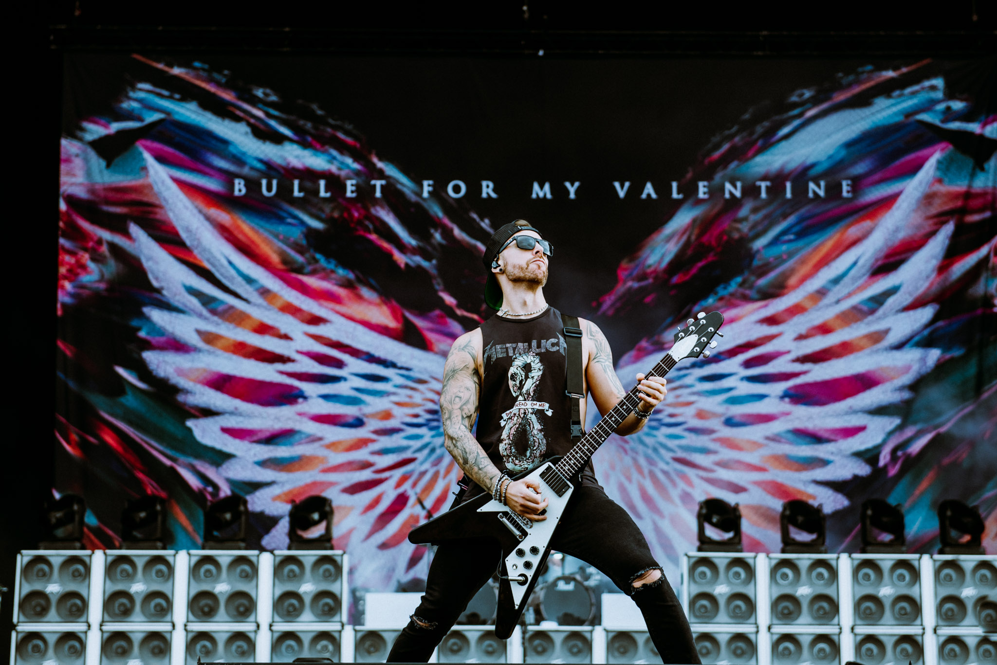Download Festival Bullet For My Valentine Release Ferocious New Album Gravity