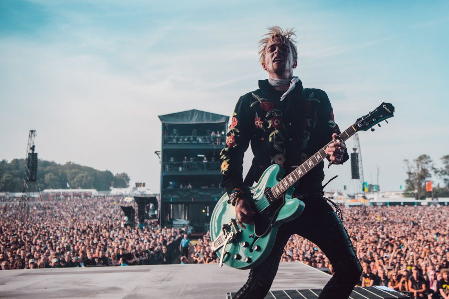 Missing Donington? Check out the Download 2018 Photo Gallery