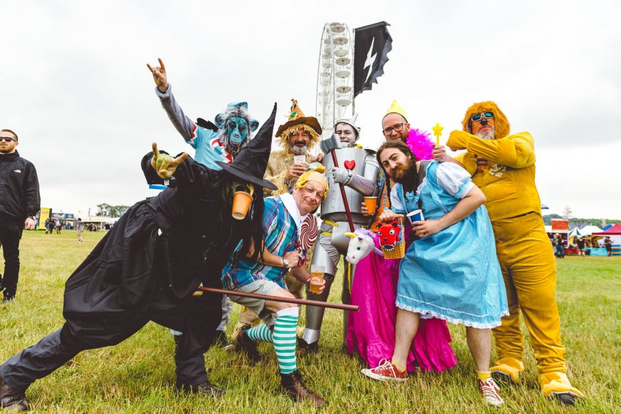 Vote for the best fancy dress costume at #DL2018