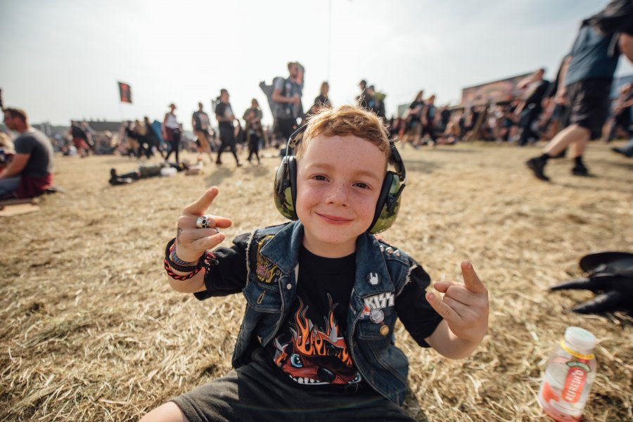 What was your Download 2018 anthem?