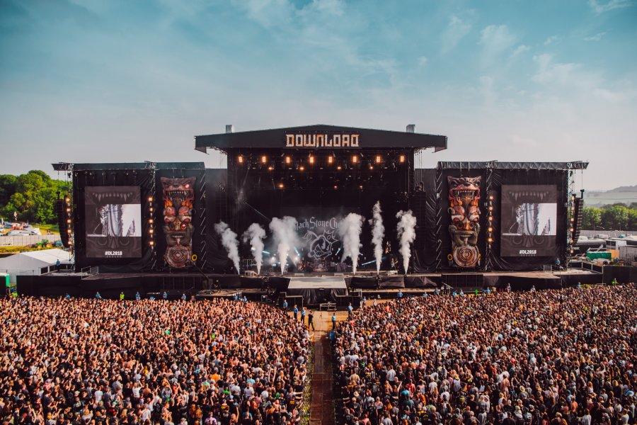 Vote for Download as the Best Major Festival at the UK Festival Awards