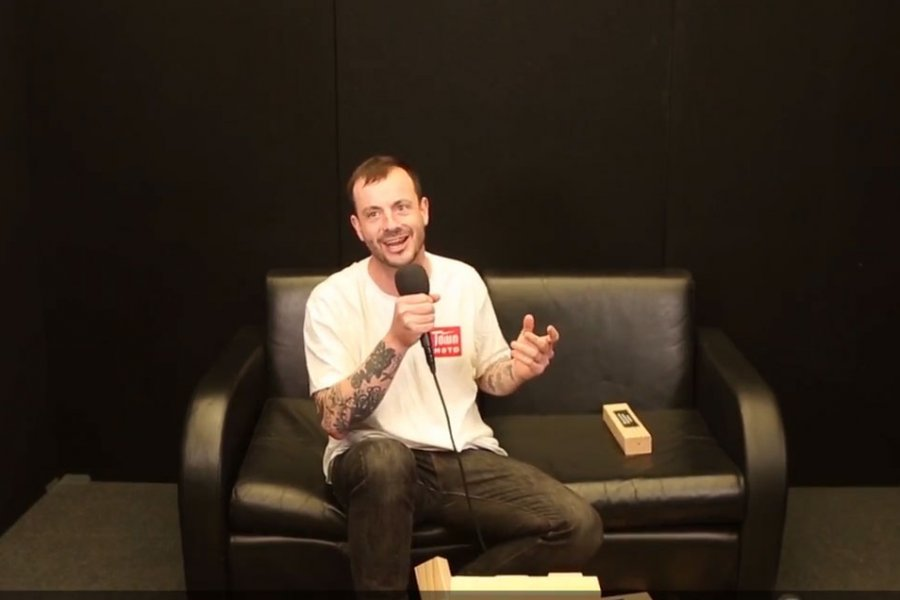 Watch Cancer Bats Backstage Interview at #DL2018