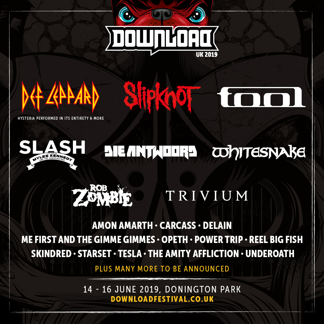 Download Festival | Download 2019 Tickets On Sale Now at 2018 Prices! -  Download Festival