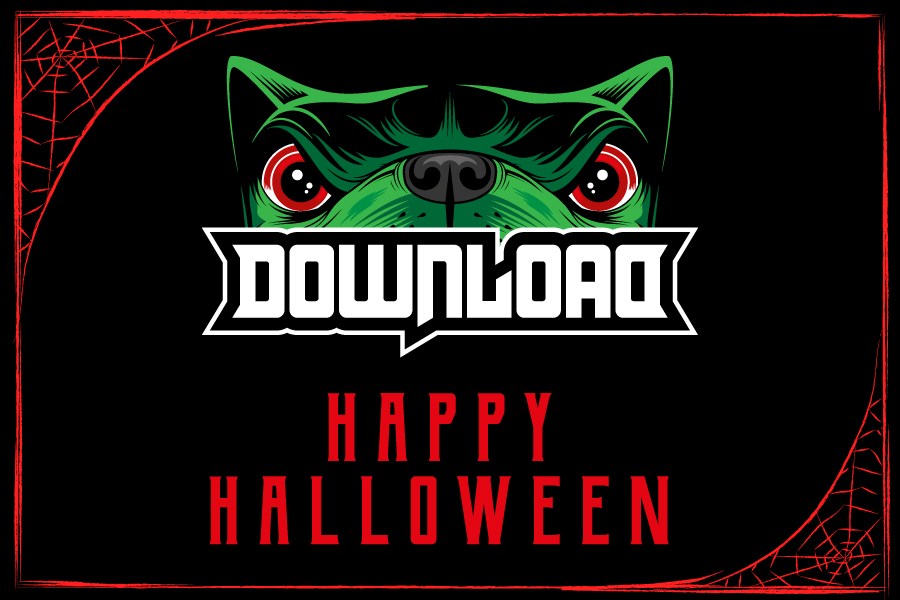 Listen to the Download Dog's Halloween Playlist