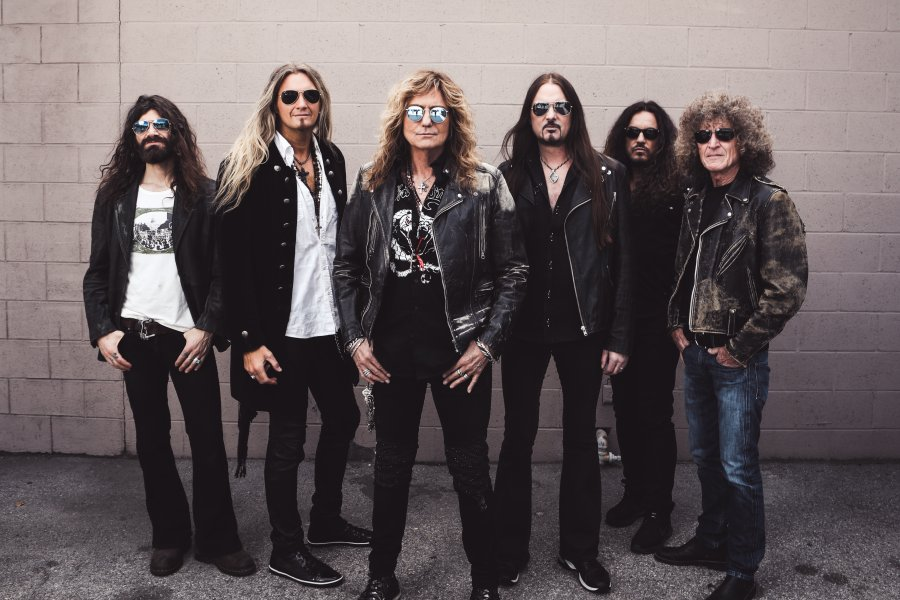 "Interview: Whitesnake's David Coverdale ""I'm the Edith Piaf of rock – I have no regrets"""