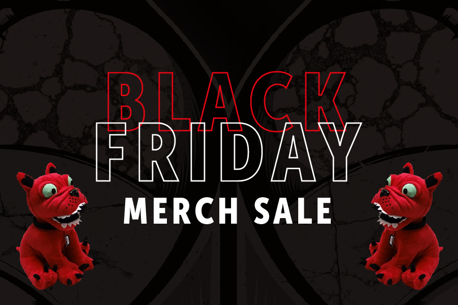 Black Friday Sale! 30% Off Download Merch