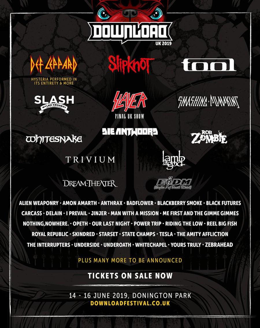 Download 2019. Slipknot Y TOOL - Página 13 DL2019_4932_Second-Anno_Web-Poster-900x1136