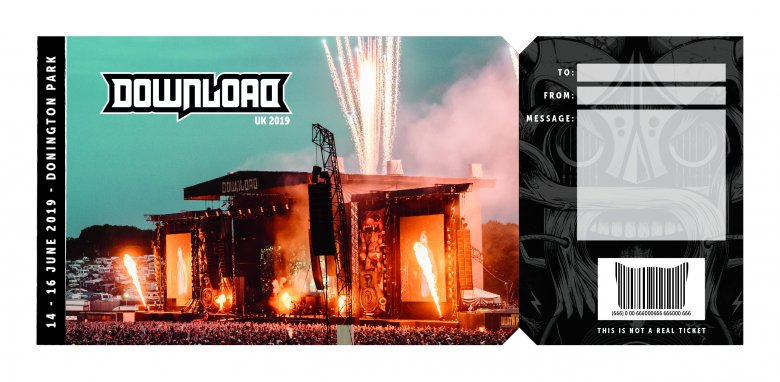 Download Festival Gift Certificate