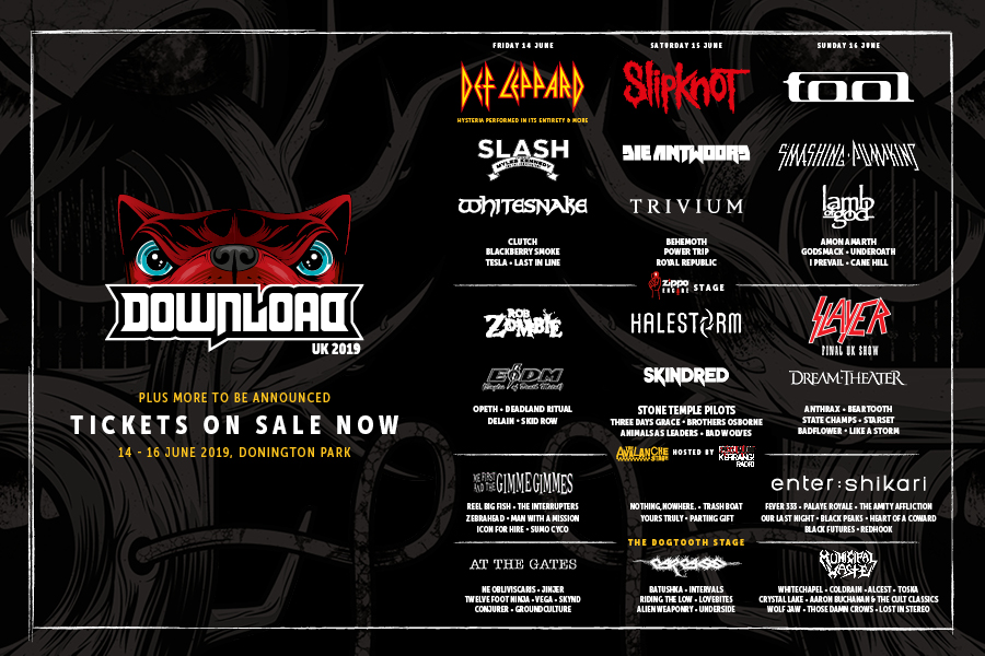 8e75c9c0fc Check out the Download 2019 Line Up