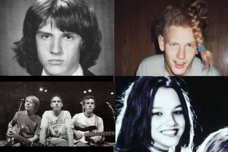 Before they were famous: The Download Festival Yearbook