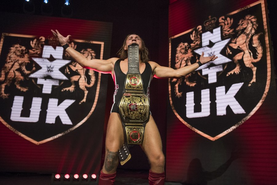 First WWE NXT UK superstars revealed! Plus Simple Creatures, The Wonder Years, Dinosaur Pile-Up and more