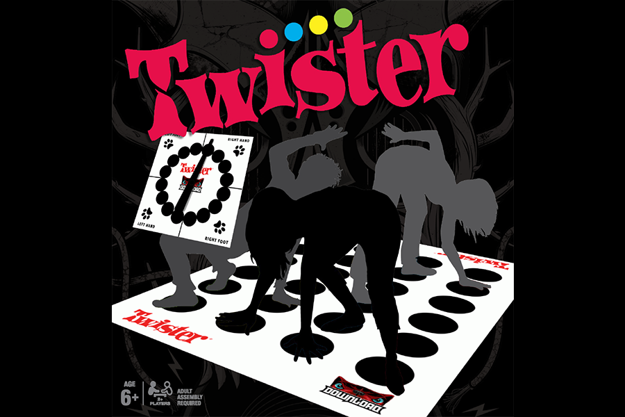 Get Your Paws On Special Edition Download Twister