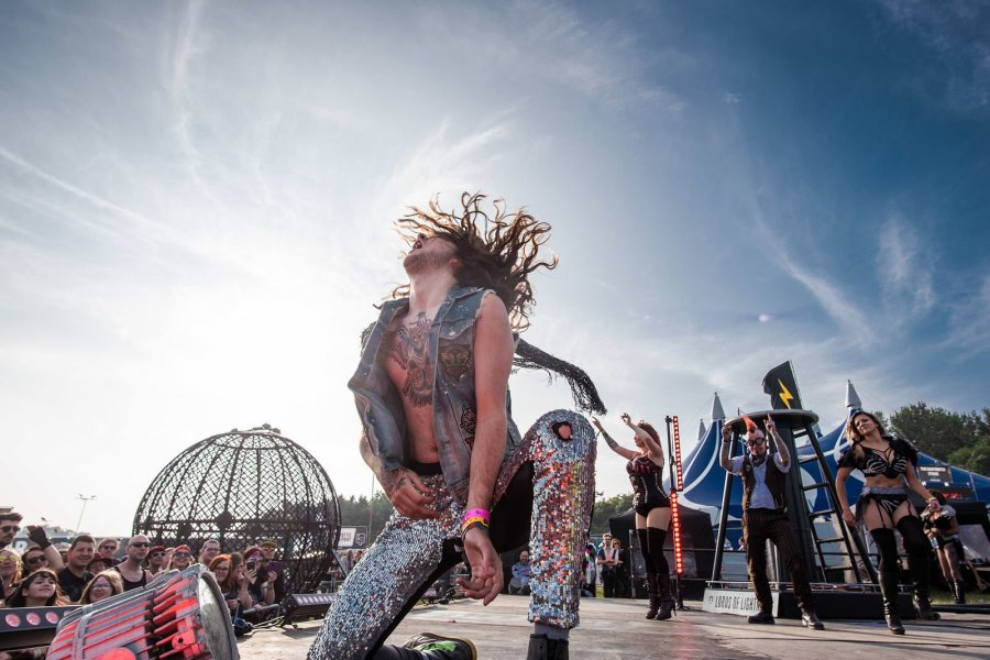 RockFit, Metal Movies, UK Air Guitar Championships and loads more entertainment announced