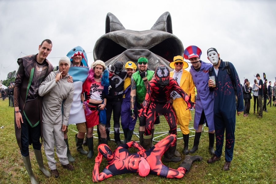 Your Fancy Dress Theme for DL2019 Is… Video Game Characters!