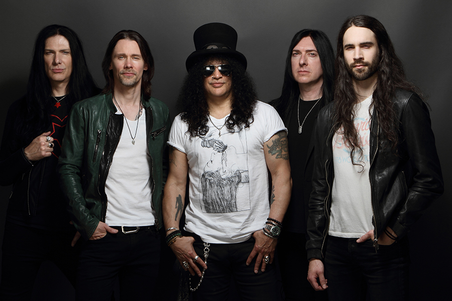 Exclusive Video premiere: Watch Slash ft. Myles Kennedy & the Conspirators new video for 'Boulevard Of Broken Hearts'