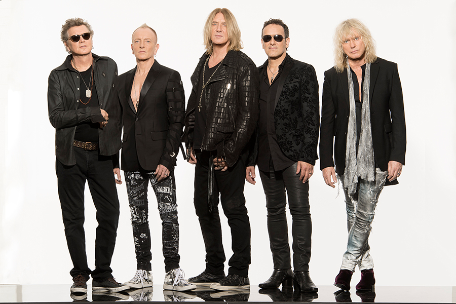 "Interview: Def Leppard's Phil Collen ""We get better every year"""