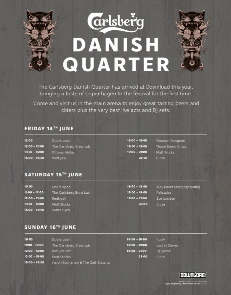 Danish-Quarter-Programme