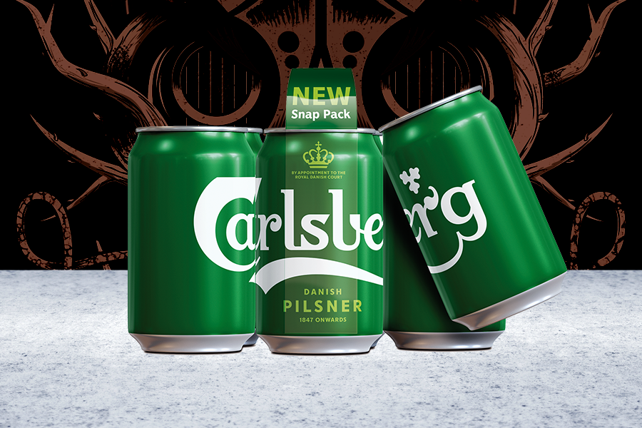 How to collect your pre-ordered Carlsberg Cold Cans