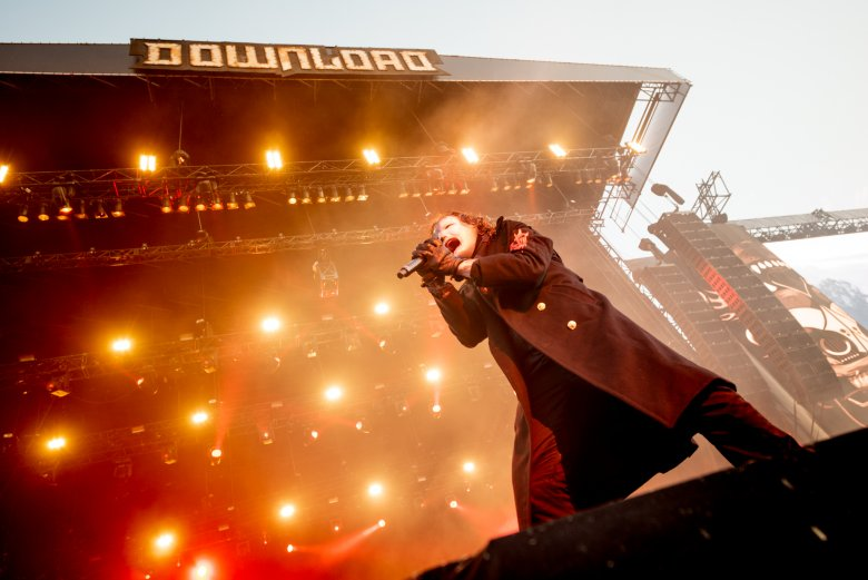Photograph © Matt Higgs – Courtesy of Download Festival. Do not use without permission.