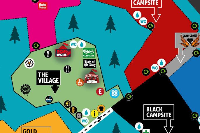 Carlsberg Map