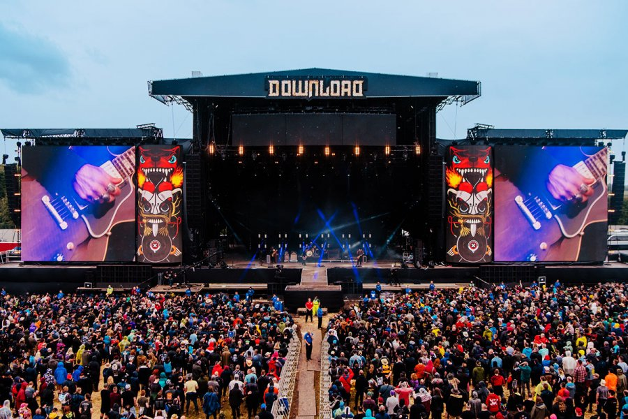 Download Festival + Audience Access Alliance