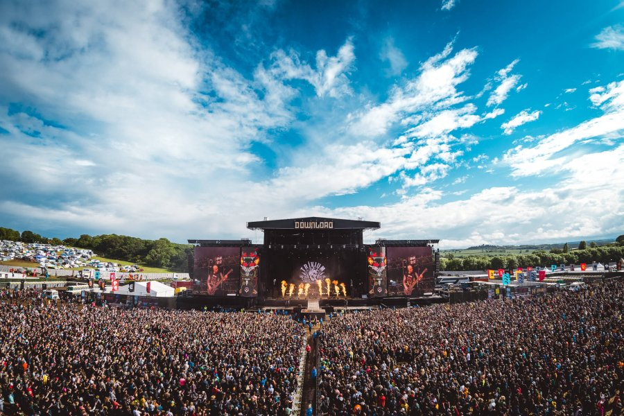 Download Festival Will No Longer Be Taking Place This Year