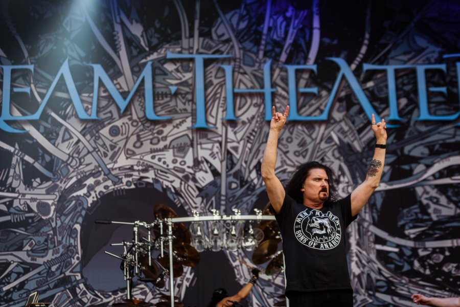 "Interview: Dream Theater ""We knew we wanted to do a heavier album"""