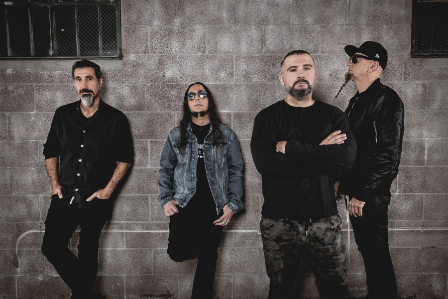 New Music Friday: System Of A Down, Descendents and Blackout Problems