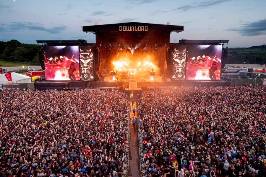 Download Festival Will No Longer Be Taking Place In 2021