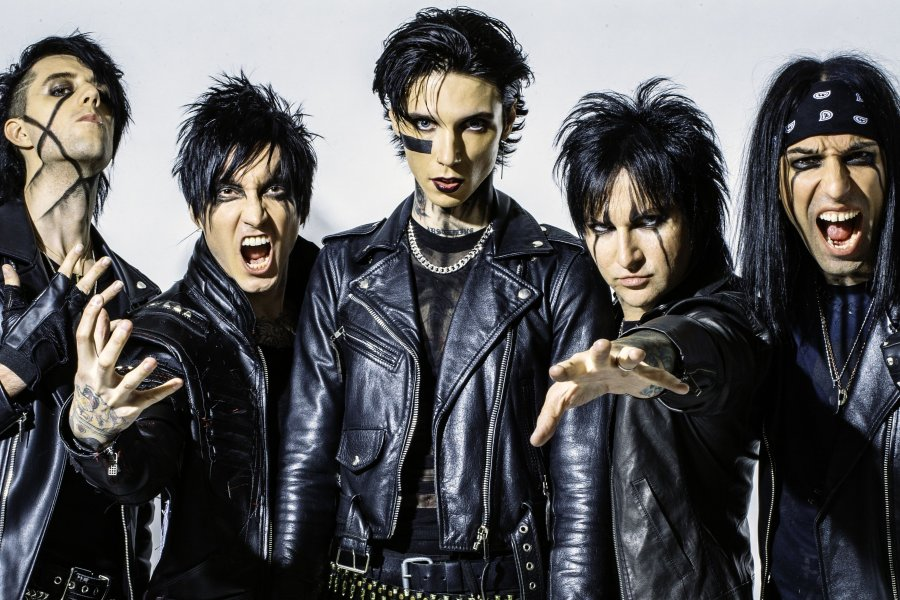 New Music Friday: Black Veil Brides, Wage War and Wargasm