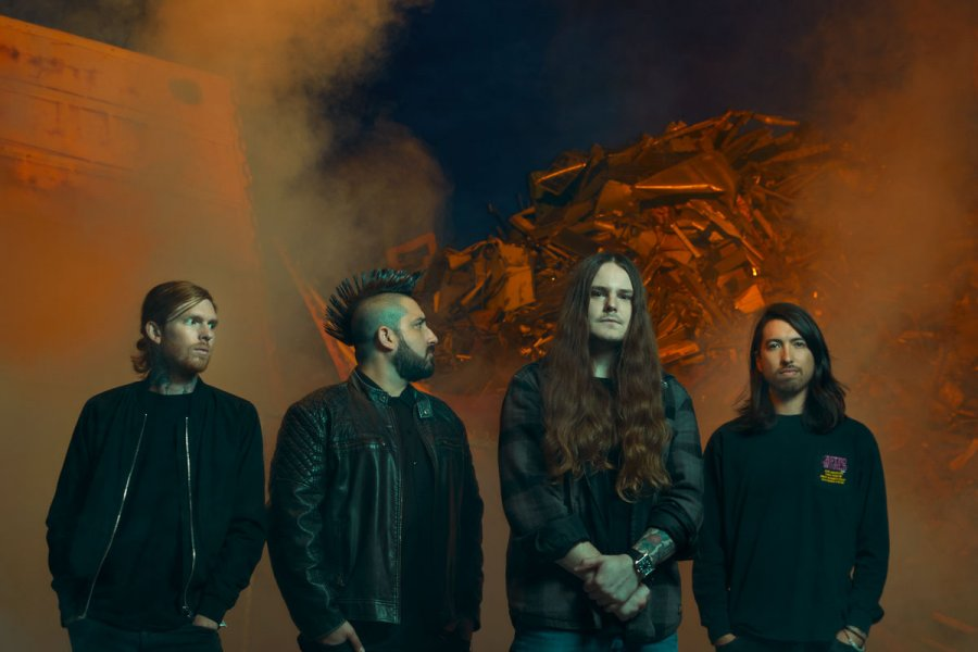 "Of Mice & Men talk 'Earthandsky' music videos: ""We wanted to do something that had a little bit more depth"""