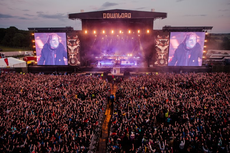 Download Festival 2019 - Slipknot